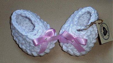 Topánočky - balerínky