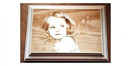Rámiky - Vaša drevená fotka - rozmer 9x13 - 1427574