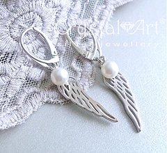 Náušnice - Angel - 1429068