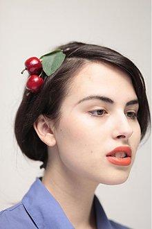 Ozdoby do vlasov - Jablko by Hogo Fogo - 1433156