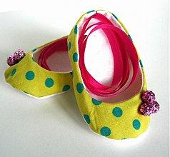 Topánočky - Capačky pre moderné dietky - 1439355