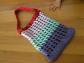 Veľké tašky - všestranná taška Ľubka - 1440386