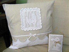 Úžitkový textil - Z lásky - 1441477