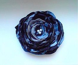Odznaky/Brošne - kráľovsky modrá... - 1446811
