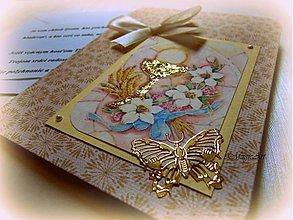 Papiernictvo - Kalich nádeje... - 1450641