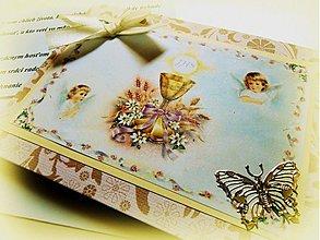 Papiernictvo - Chlieb obety... - 1450673