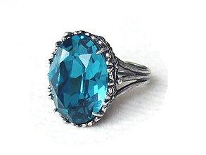 Prstene - turquoise queen - 1450752
