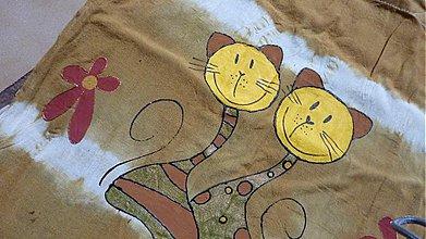 Veľké tašky - taška cicušky sestričky - 146252
