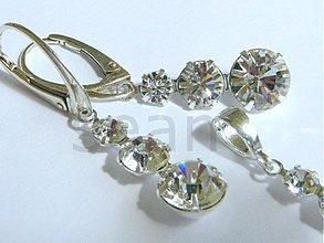 Sady šperkov - Sada Swarovski RIVOLI - 146328