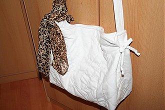 Veľké tašky - White-ka... - 1467570
