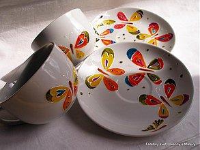 Nádoby - porcelánové šálky Veselosť - 1468944