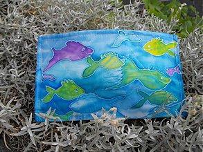 Taštičky - rybyčky v taštičke - 1471952