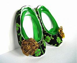 Topánočky - Capačky pre moderné dietky - 1473889