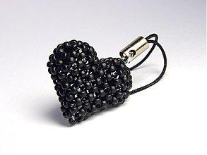 Na mobil - Čierne srdce - 1473975