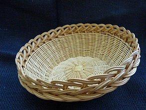 Košíky - Prútený košík - 1 - 1479296