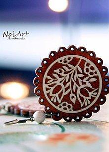 Náušnice - Natural feeling - 1486187