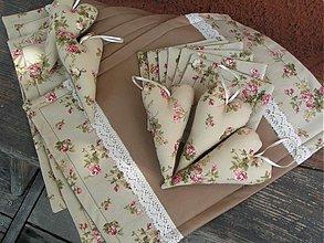 Úžitkový textil - Prestieranie Vintage - 1488247