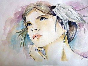 Obrazy - Snenie - print - 1492764