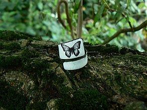 Prstene - motýl - 149719