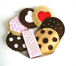 Hračky - Voňavé sušienky - 1497663