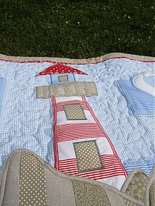 Úžitkový textil - Svetlo v diaľke...:))) - 1498241