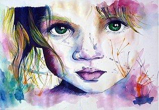 Obrazy - Innocence - print - 1511375