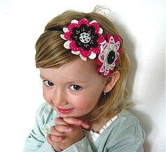 Ozdoby do vlasov - Kvetinková - 1515471