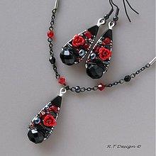 Náhrdelníky - Náhrdelník Carmen... - 1524735