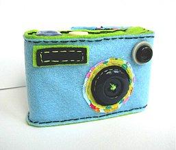 Iné tašky - Obal na fotoaparát - 1525922