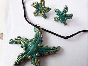 Sady šperkov - Morská Hviezdica - 1532522