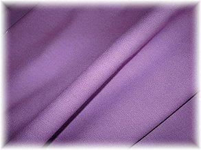 Textil - fialová -jednofarebná - 1539168
