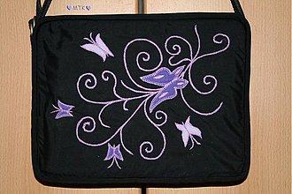 Na notebook - Motýliková.../taška na notebook/ - 154482