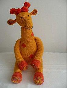 Hračky - Žirafka - 154493