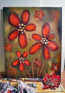 Obrazy - Kytice - obraz - 1567938