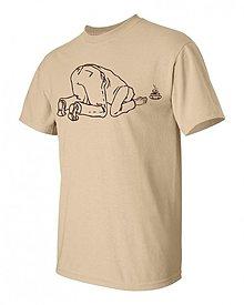 Oblečenie - Tričko kávičkár chalanské - 1569825