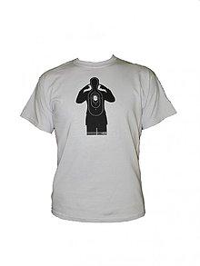 Oblečenie - Tričko terč chalanské - 1569860