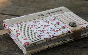 Papiernictvo - môj, milý debilníček :-) ... denníček - 1571846