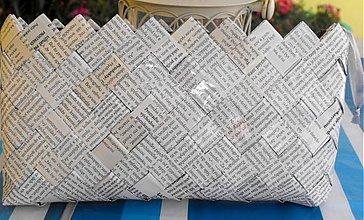 Kabelky - novinová listovka - 1580824