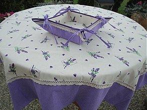 Úžitkový textil - Levandulka 1 - 1587411