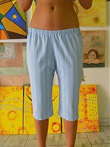 Nohavice - trištvrťové nohavice XL - 1587490