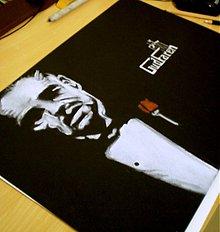 Kresby - The Godfather - 1616346