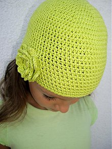 Detské čiapky - čiapka CCXV. - 1621502