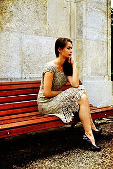 Šaty - GrayDetail - 1625735