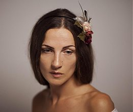 Ozdoby do vlasov - Autumn by Hogo Fogo - 1627553