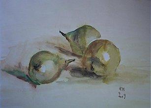 Obrazy - zátisie s ovocím - 163163