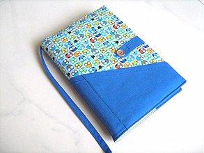 Papiernictvo - Veselé minisovičky - hravý obal na diář, knihu - 1636190