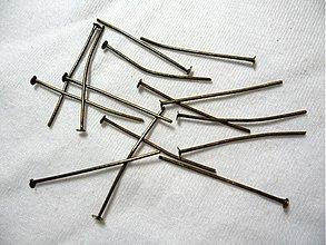 Komponenty - Ketlovací nit-st.bronz - 1646277