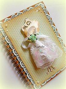 Papiernictvo - Moje  svadobné tajomstvá... - 1649659