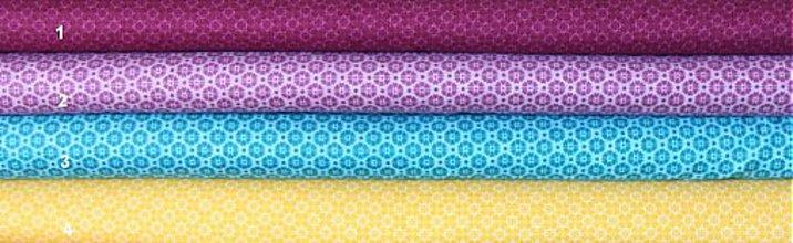 Textil - Bavlnená látka - 1658197