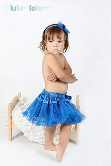 Detské oblečenie - TUTU suknička - 1658474